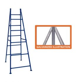 Staging Ladder – 96″ (244cm) – Hot Dip Galvanized