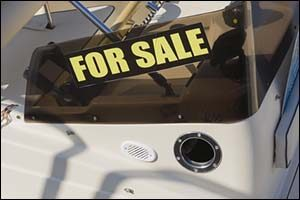 Buying a Used Boat for Sale