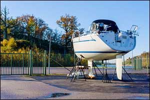 Brownell Boat Stand System