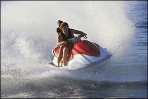 Personal Watercraft Dollies - Brownell