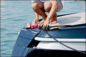 Summer Boat Maintenance