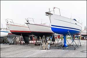 Boat Stand Design for Marine Industry