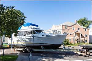 Prepare Boat for Safe Transportation