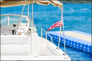 Motor Boat Storage and Stands