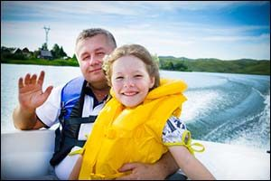 Boat Safety Tips for Kids