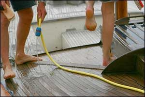 Sailboat Maintenance - Brownell Boat Stands