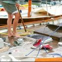 Foldable Sailboat Stands: Care and Maintenance for Sailboats