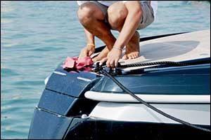 Summer Boat Maintenance