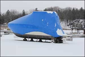 Brownell Winter Boat Storage
