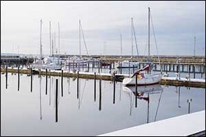 Winter Sailing Precautions and Care