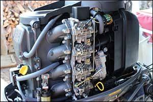 winterize boat motor