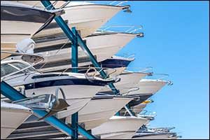 Boat Stands and Winterizing Tips
